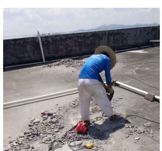 西安防水堵漏施工