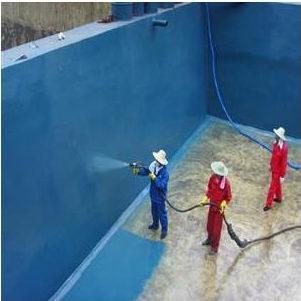 西安聚脲防水工程施工案例