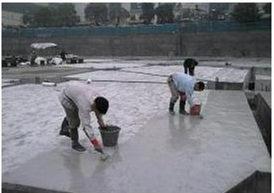 西安防水堵漏工程施工案例