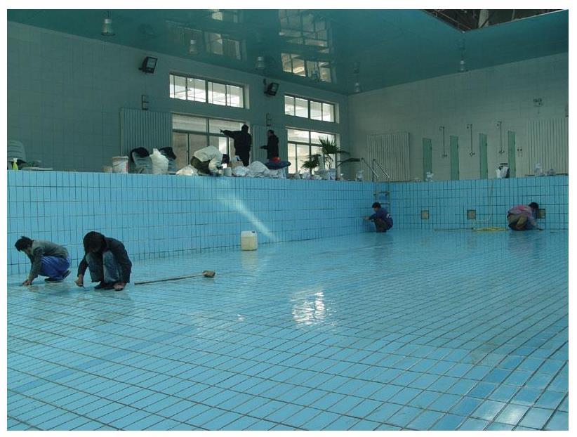 西安水池防水堵漏施工
