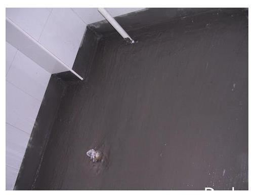 室内防水堵漏工程案例展示