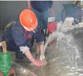西安防水堵漏工程
