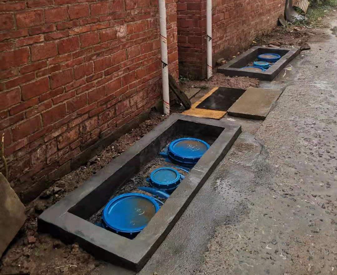 户厕改造案例