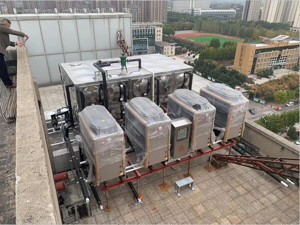 河南中央空调工程公司