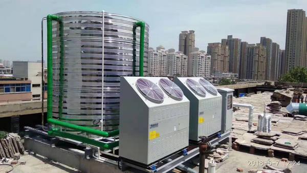 中央空调工程在郑州品忆酒店兴华南街店项目中应用
