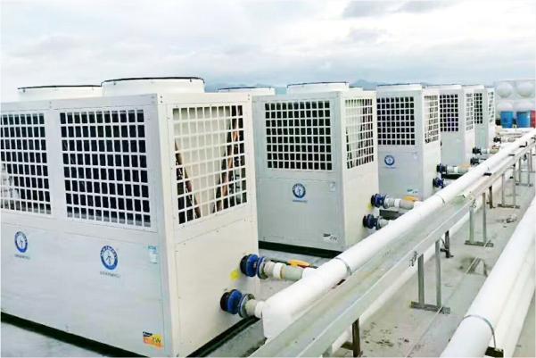 空气能热泵是什么,它都具有哪些优点?
