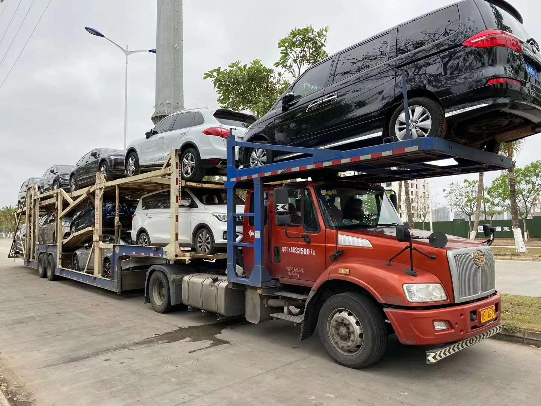 西安私家车运输价格