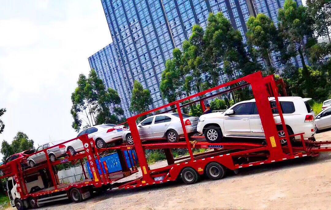 西安小汽车运输案例展示