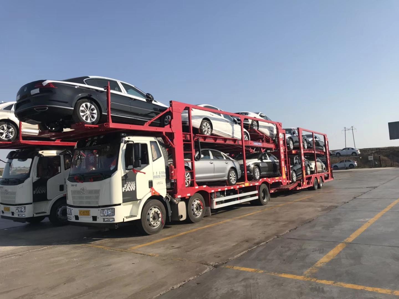 西安二手车运输公司