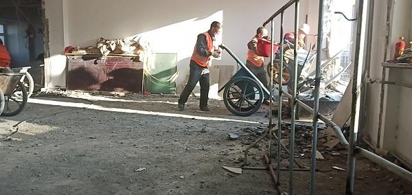 酒店拆除工程