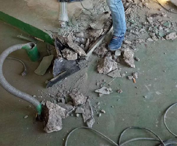 宁夏混凝土拆除