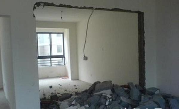 宁夏砸墙工程