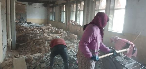 宁夏室内拆除