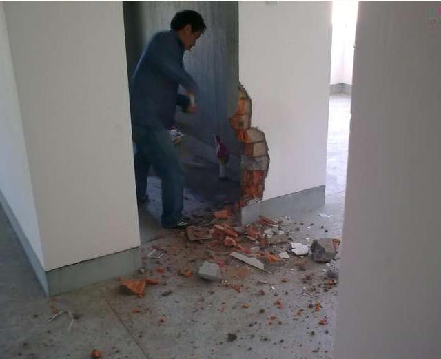 宁夏厂房拆除
