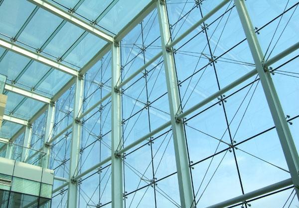 钢结构-幕墙工程