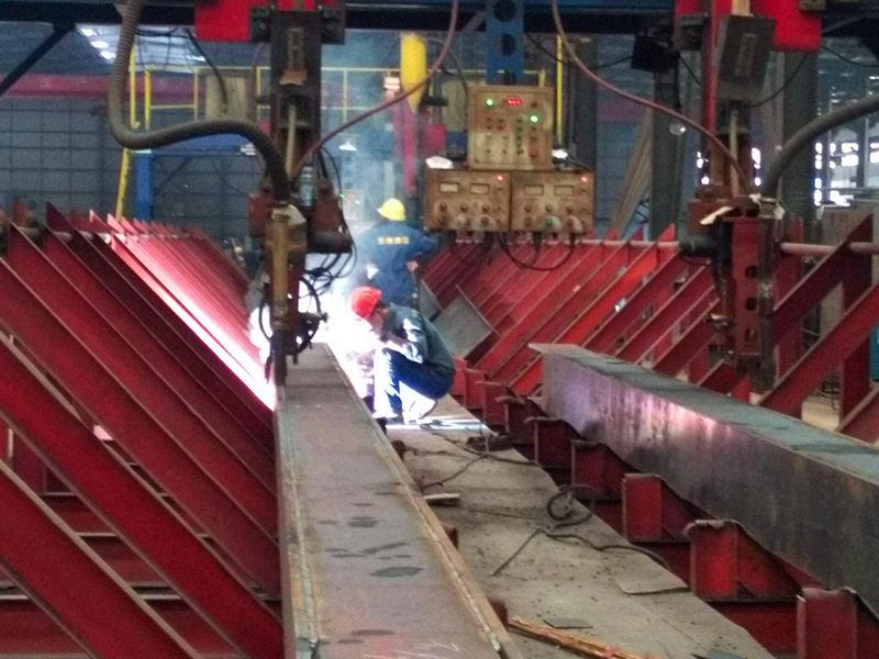 钢结构厂房设计注意事项