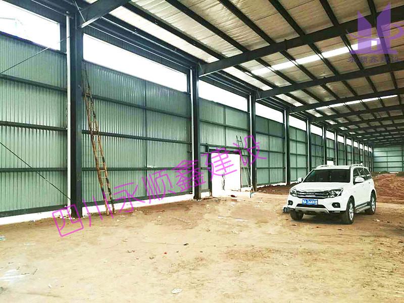 钢结构厂房如何避免安全隐患