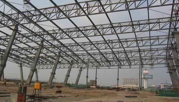 四川钢结构工程设施选择哪家好?