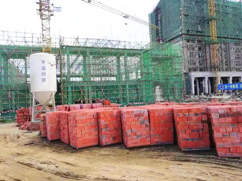 德阳巴川公学钢结构工程(在建)