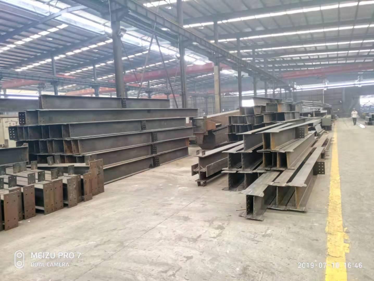 浅谈钢结构工程冬季施工焊接防火措施