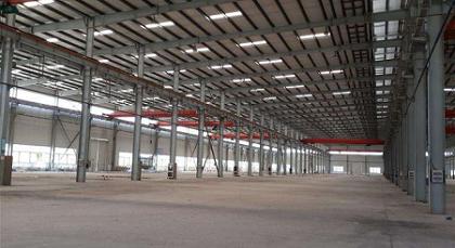 单层钢结构厂房的归类和优势,你知道多少?