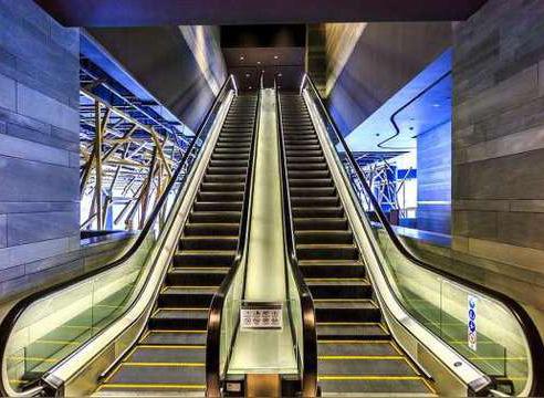 这些都是自动扶梯的设计要点,不要错过哦