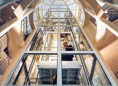 绵阳观光电梯
