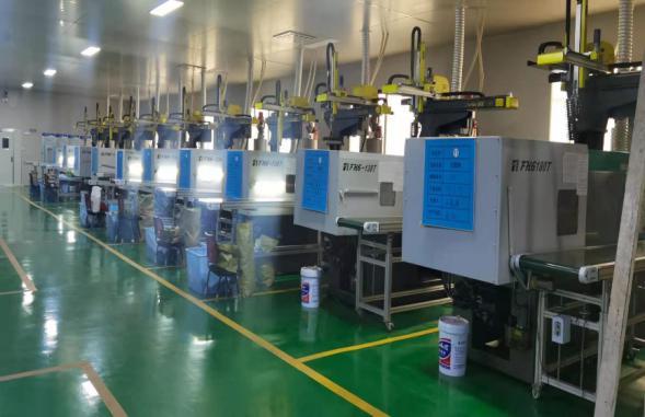 生产环境及设备