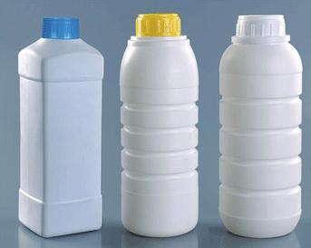 塑料1升白色包装瓶