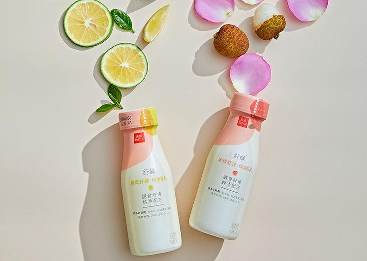 我公司与北京乐纯乳业合作案例