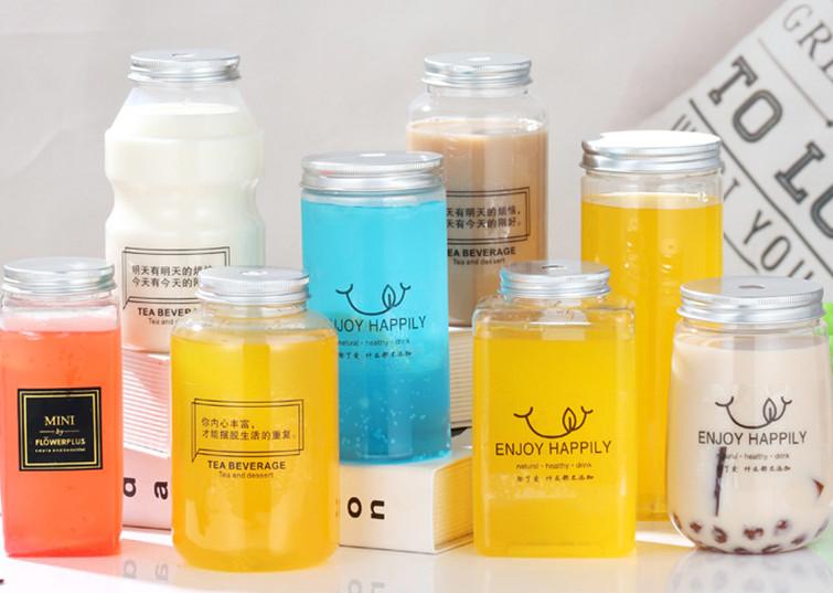 塑料瓶在设计时要注重外观!塑料瓶色彩搭配这样做才出色!