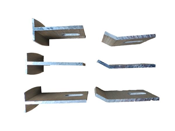 使用铝合金挂件在安装和性能上有什么特点
