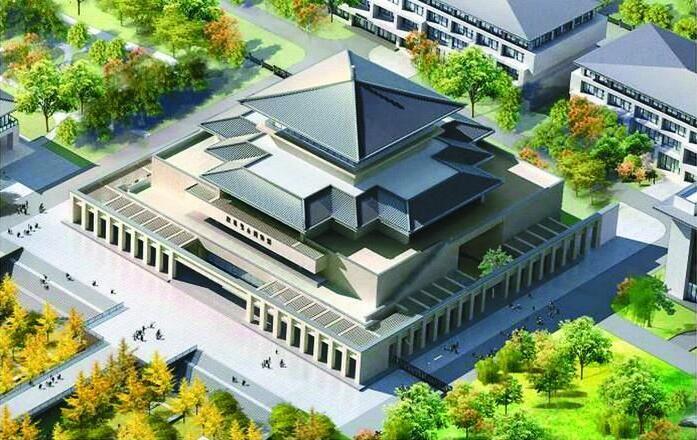 陕西考古博物馆