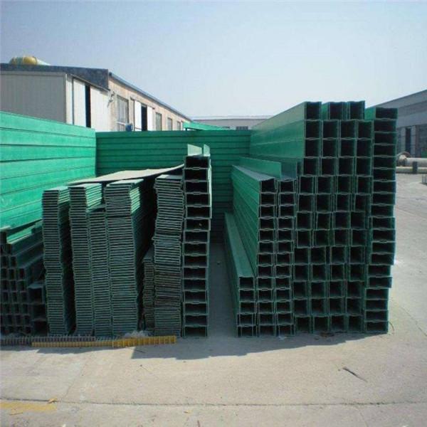 玻璃钢桥架案例
