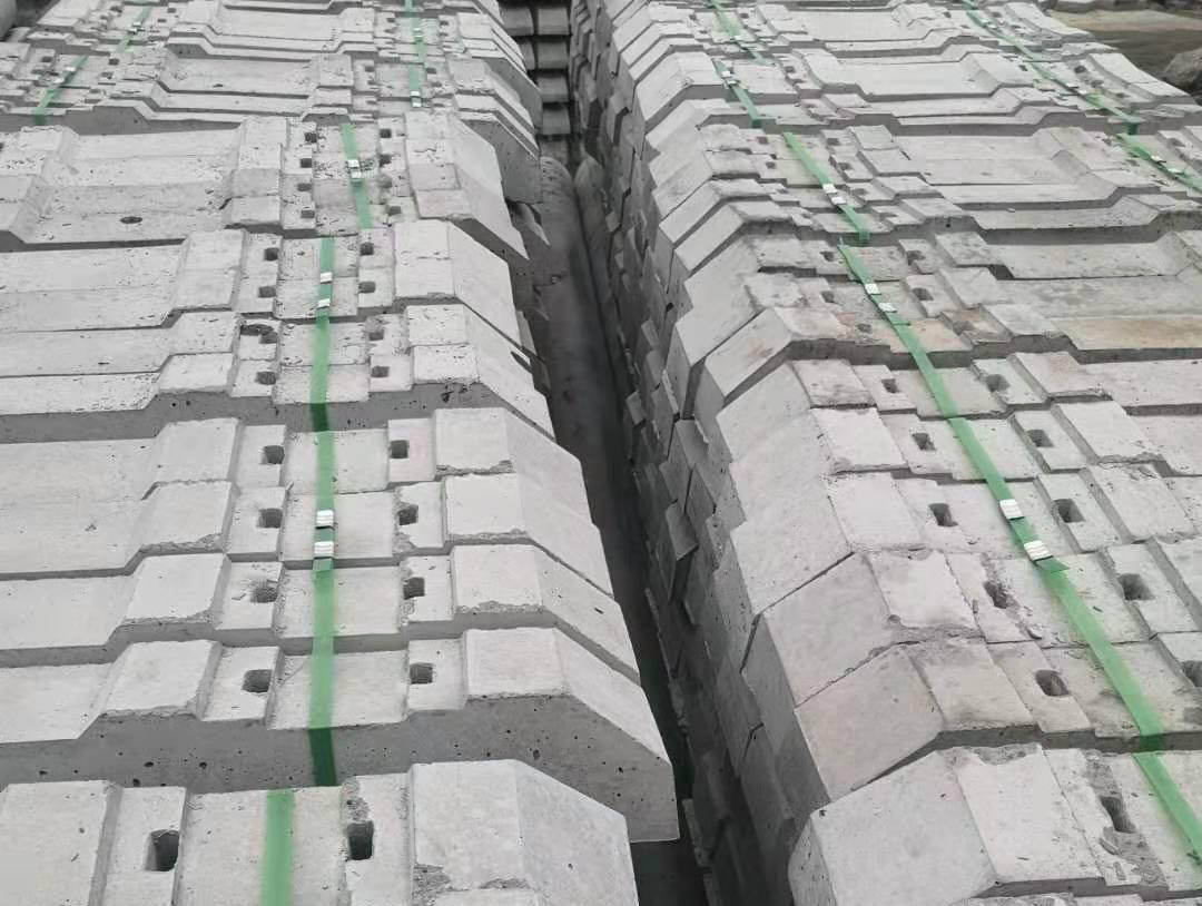 弹簧固轨器固定水泥轨枕