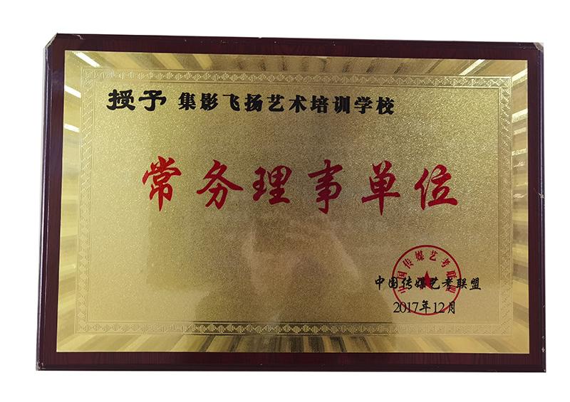 中国传媒艺考联盟常务理事单位