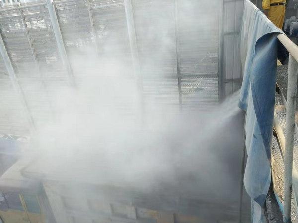 内蒙古超声波微雾抑尘