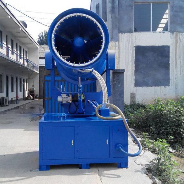 内蒙古风送式降尘喷雾机
