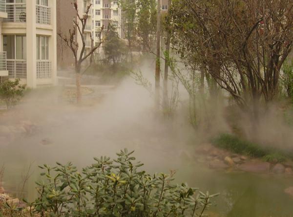 河南景觀造霧哪家好