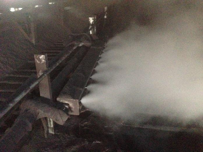 超声波微雾抑尘设备是一种什么设备,主要作用是什么?