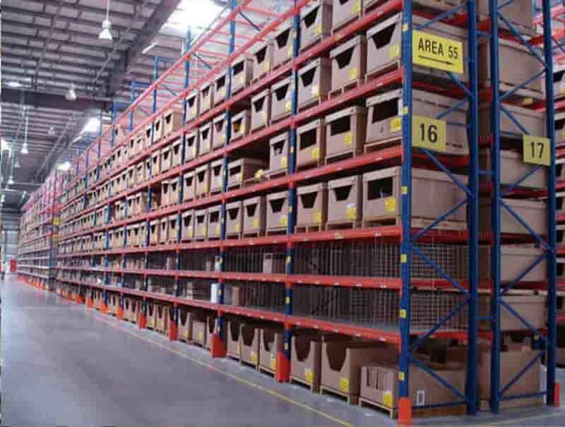 仓储自动货架的注意事项