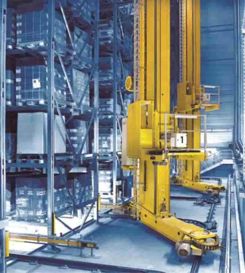 堆垛机设备特点你了解多少呢?