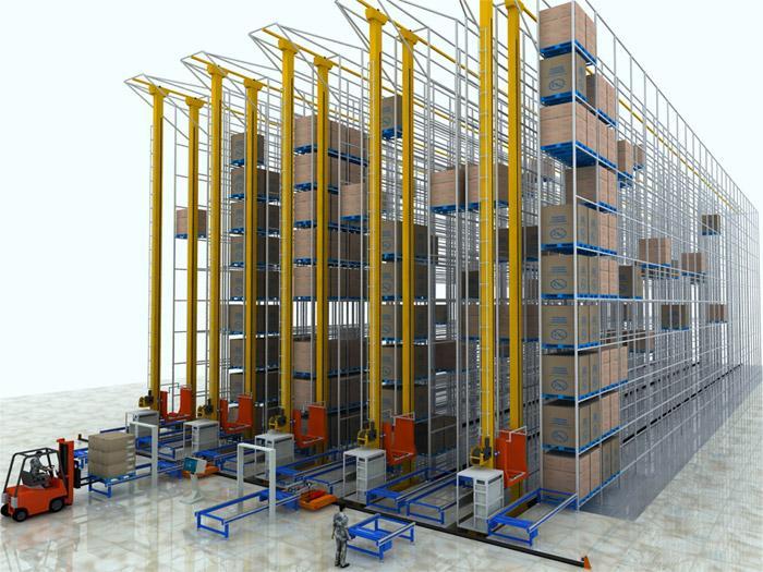 上海自动化立体仓库升级改造