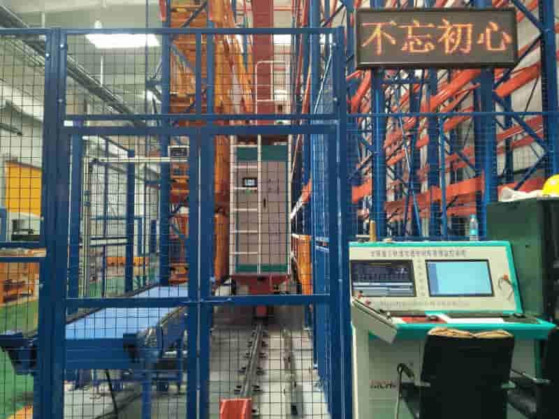 物流业选择自动化立体仓库的理由