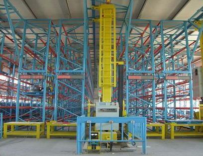 山西仓储物流系统:高科锐志带大家了解堆垛机运行方式