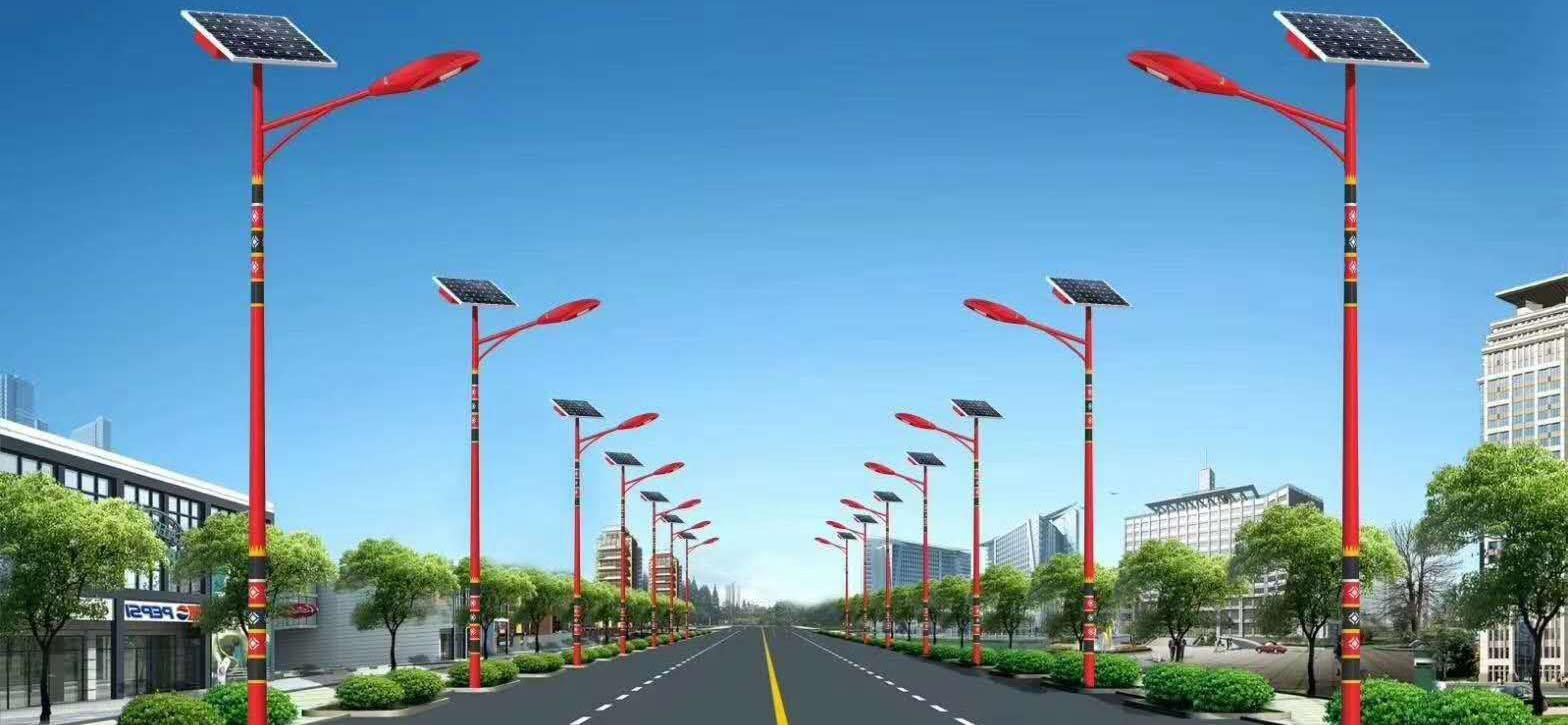 悄悄告诉你这些都是影响四川太阳能路灯寿命的原因
