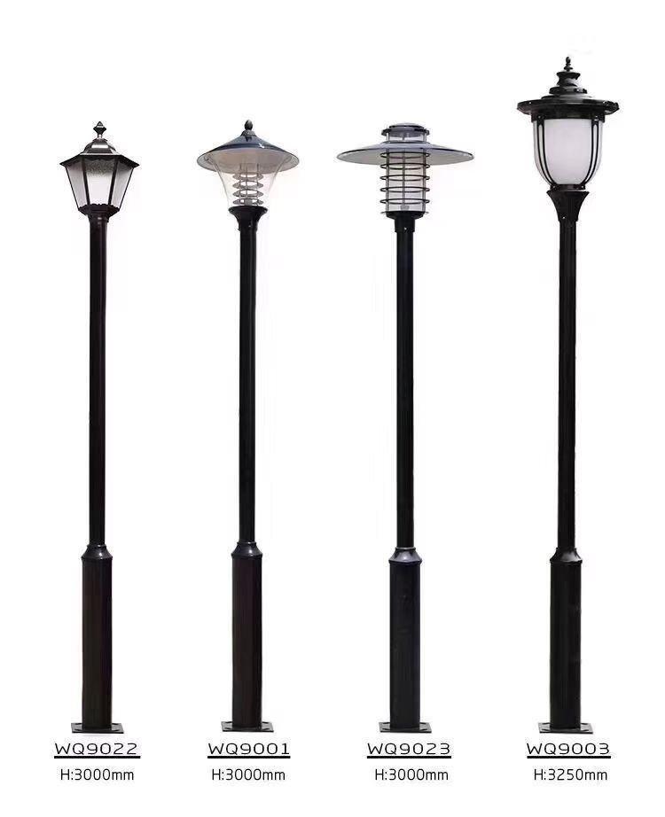 四川庭院灯的五大选购要素
