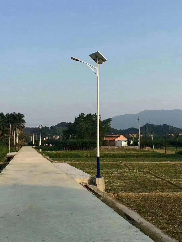 金堂县太阳能路灯