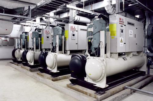 深圳地铁空调机组项目