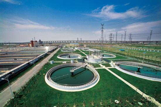 天津市北塘30万吨日污水处理厂改造项目